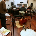 """In March 2009, I had the pleasure of recording a two-CD session with Tim Feeney and Vic Rawlings.  Those sessions are soon to be released under the title """"Ithaca Recordings""""."""